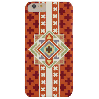 Southwestern Geometric Tribal Pattern Barely There iPhone 6 Plus Case