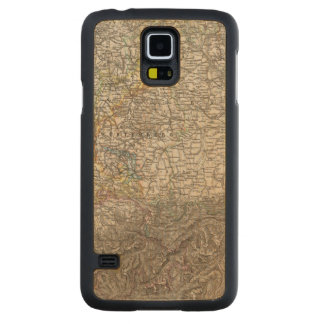 Southwestern Germany and Switzerland Carved Maple Galaxy S5 Case