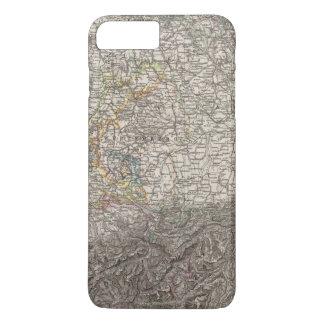Southwestern Germany and Switzerland iPhone 8 Plus/7 Plus Case