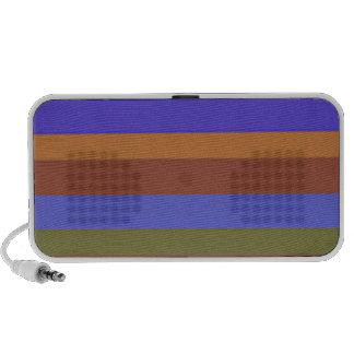 Southwestern Horizontal Stripes iPhone Speaker