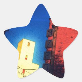 Southwestern Loneliness Star Stickers