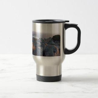 Southwestern Oklahoma Mountain Scenery of Mt Scott Stainless Steel Travel Mug