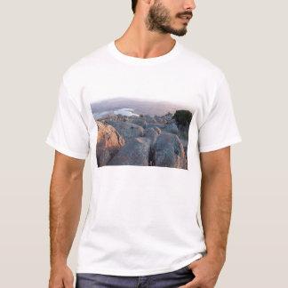 Southwestern Oklahoma Mountain Scenery of Mt Scott T-Shirt