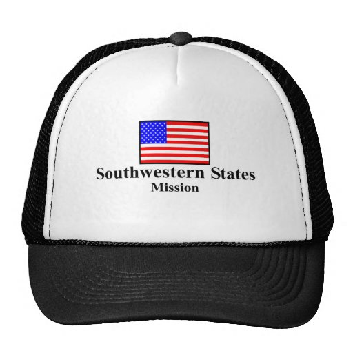 Southwestern States Mission Hat