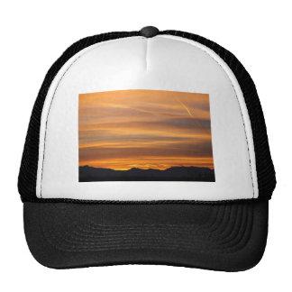 southwestern sunset hat
