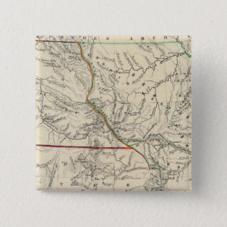 Southwestern United States 15 Cm Square Badge