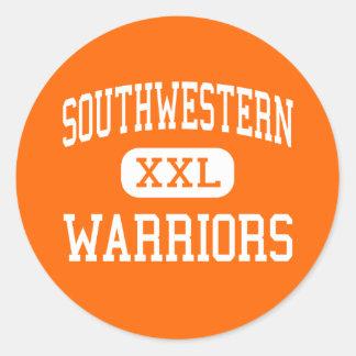 Southwestern - Warriors - High - Somerset Kentucky Sticker