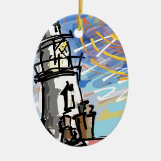 Southwold Lighthouse Christmas Ornament