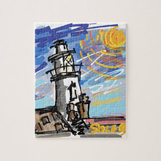 Southwold Lighthouse Jigsaw Puzzle