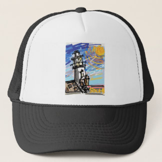 Southwold Lighthouse Trucker Hat