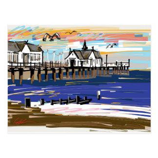 Southwold Pier Postcard