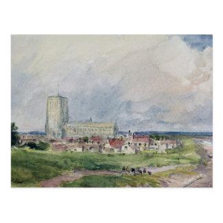 Southwold, Suffolk Postcard