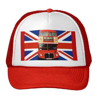 Souvenir Cap from London England Mesh Hat