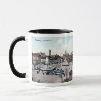 Souvenir Coffee Mug - Munich, Munchen, Germany