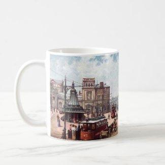 Souvenir Coffee Mug - Sheffield, Yorkshire
