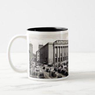 Souvenir Coffee Mug - Stockholm, Sweden.