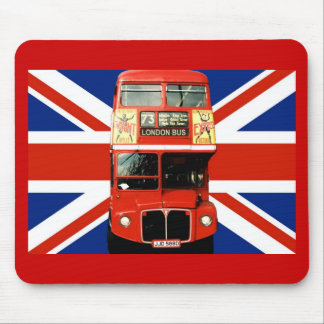 Souvenir Mousepad from London England