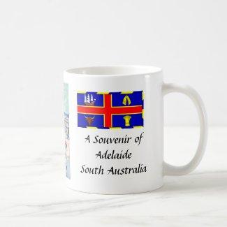 Souvenir Mug - Adelaide, South Australia