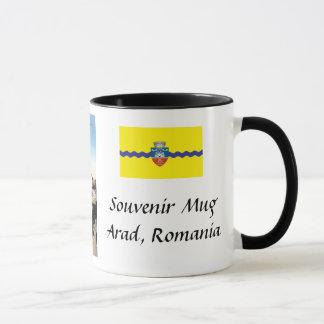 Souvenir Mug - Arad, Romania