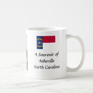 Souvenir Mug - Asheville, North Carolina