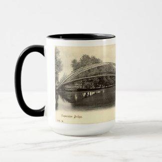 Souvenir Mug - Bedford, England