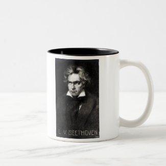 Souvenir Mug - Beethoven