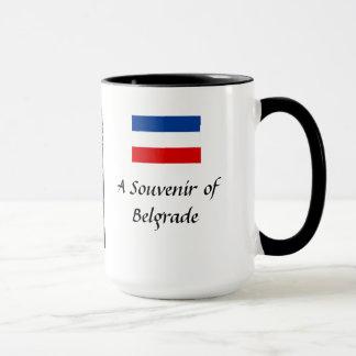 Souvenir Mug - Belgrade