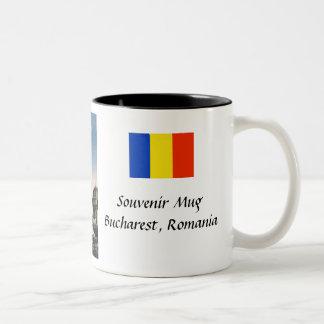 Souvenir Mug - Bucharest, Romania