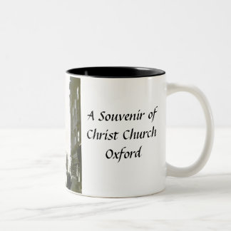 Souvenir Mug - Christ Church, Oxford