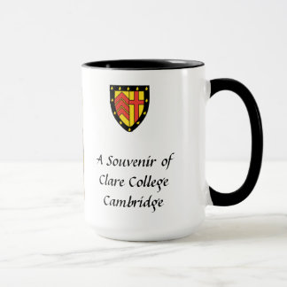 Souvenir Mug - Clare College, Cambridge