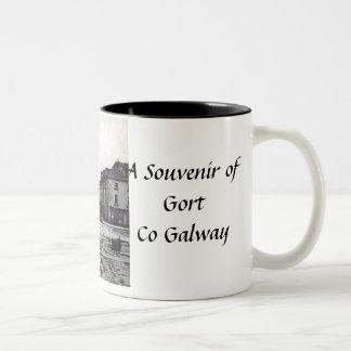 Souvenir Mug - Gort, Co Galway, Ireland