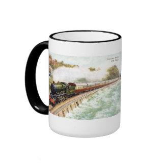 Souvenir Mug - GWR, Cornish Riviera Express