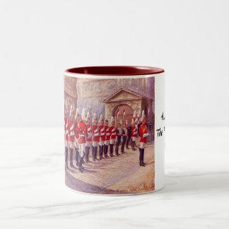 Souvenir Mug - Horse Guards, London