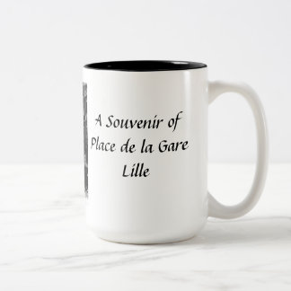 Souvenir Mug - Lille, France