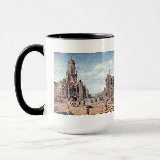 Souvenir Mug - Mumbai, India