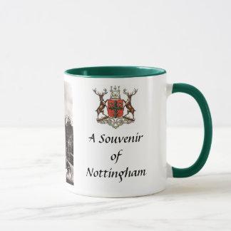 Souvenir Mug - Nottingham