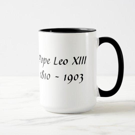 Souvenir Mug - Pope Leo XIII