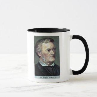 Souvenir Mug - Richard Wagner
