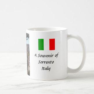 Souvenir Mug - Sorrento, Italy