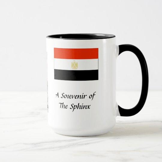Souvenir Mug - The Sphinx