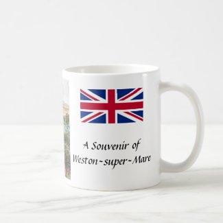 Souvenir Mug - Weston-super-Mare