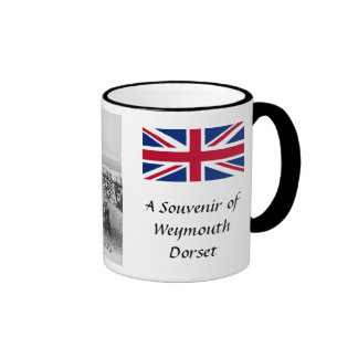 Souvenir Mug - Weymouth, Dorset