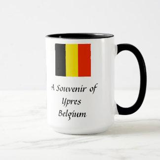 Souvenir Mug - Ypres, Belgium