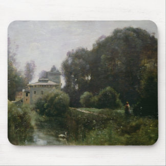 Souvenir of the Villa Borghese, 1855 Mouse Pad