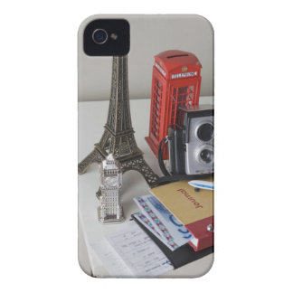 Souvenirs and camera iPhone 4 Case-Mate cases