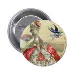 Souvenirs de Versailles 2 Pinback Button