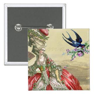 Souvenirs de Versailles Pinback Button