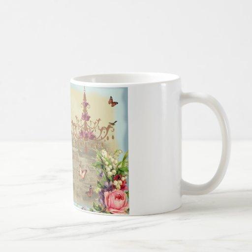 Souvenirs de Versailles Basic White Mug