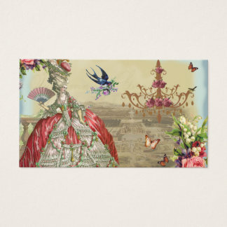 Souvenirs de Versailles Business Card