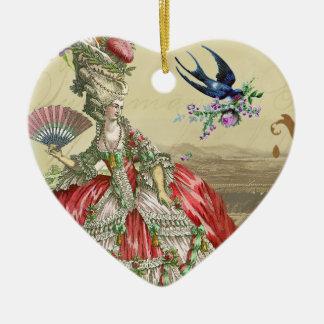 Souvenirs de Versailles Christmas Ornament